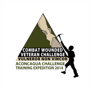 logo-design-combat-wounded-aconcagua