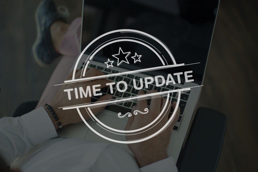 Is it time to update your website?